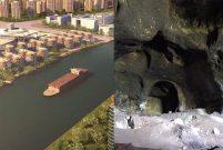 Kanal İstanbul'un güzergahını Yarımburgaz mağaraları değiştirdi
