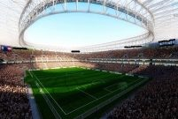 Vodafone Arena'nın yeni çatısı taraftarı karıştırdı