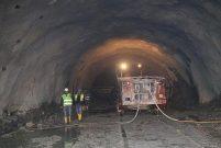 Ovit Tüneli'nde ışık ağustosta görünecek