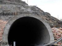 Doğu Anadolu'yu Akdeniz'e bağlayacak tünel yılsonunda bitiyor