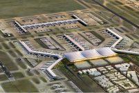 3. Havalimanı'nda ilk etabın %15'i tamamlandı