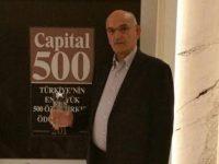 Dumankaya'ya Capital'den finansal başarı ödülü