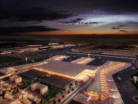 3. Havalimanının ilk bölümü Şubat 2018'de açılacak