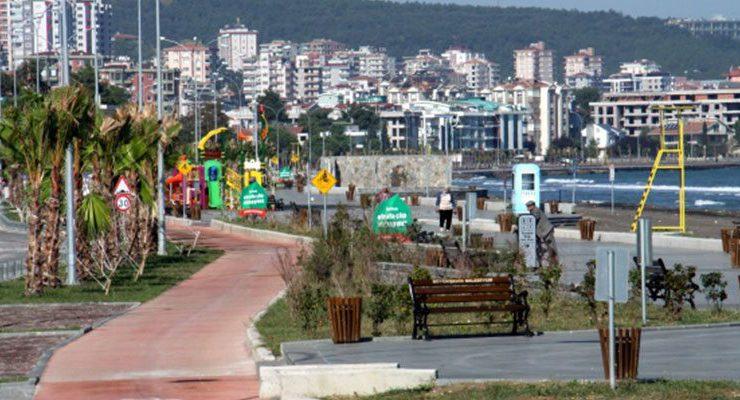Samsun'da 12 milyon TL'ye akaryakıt istasyonu imarlı arsa