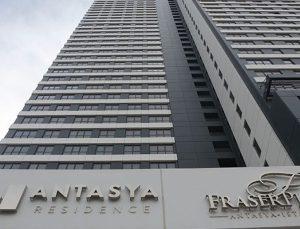 Ant Yapı, Fraser Place Antasya Istanbul'u açtı