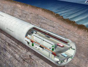Avrasya Tüneli'nin revizyon imar planı askıda