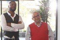 Babacan'dan Kadir Çöpdemir ve Pascal Nouma'lı basın buluşması