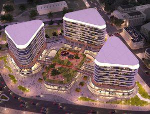 Real Merter'de Tago Architects'in imzası var