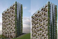 Greenox Urban Residence satışa sunuldu