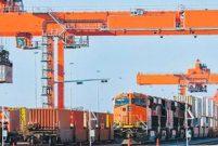 Safiport Derince'ye 3. ayak demiryolu geliyor