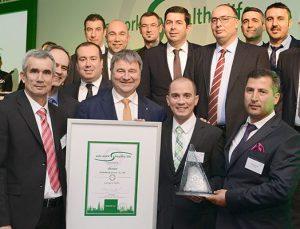 HeidelbergCement Grubu'ndan Akçansa'ya ödül