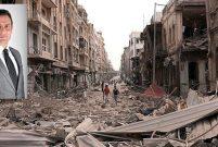 Suriye'nin yeniden inşası Türkiye'ye 150 milyar dolar kazandıracak