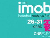 CNR İMOB Fuarı 26-31 Ocak'ta