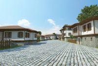 Trabzon'un kırsaldaki yöresel evleri artık böyle yapılacak