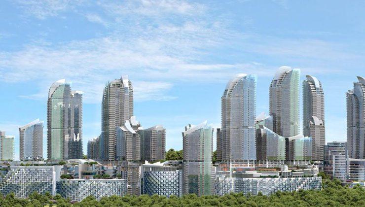 Maslak 1453'te daire fiyatları 661 bin TL'den başlıyor