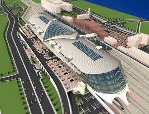Ankara Hızlı Tren Garı görücüye çıkıyor