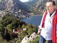 Ali Ağaoğlu Marmaris'teki Çiftlik Adası'nı satın aldı