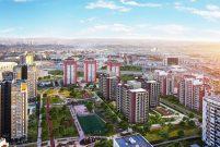 Ankara'da ayaz Urankent'de bahar var!
