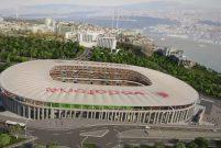 Vodafone Arena'nın açılışı Beşiktaşlıların hassas tarafı oldu