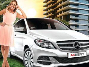 Akkent'ten Mercedes fırsatı!