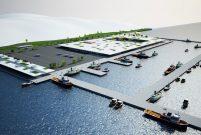 İstanbul'un balıkları Gürpınar'dan dağılacak