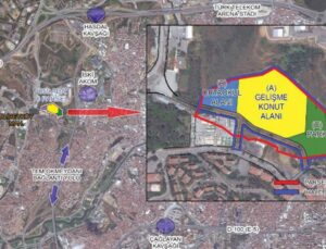 Emlak Konut GYO'nun Alibeyköy ihalesinde 2. oturum 2 Şubat'ta