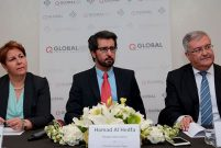 Global Menkul Değerler ve Mazaya Qatar'dan 250 milyon dolarlık fon