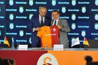 Dumankaya Galatasaray'a 3 yıllığına sponsor olacak