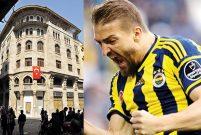 Fenerbahçeli futbolcu Caner Erkin Sirkeci'de otel açacak