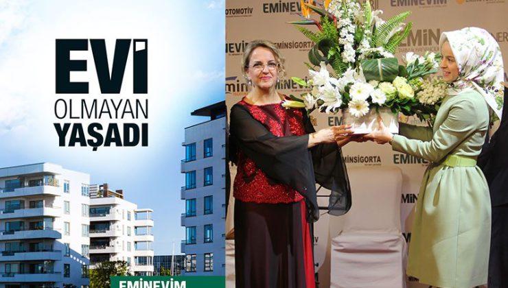 Eminevim 8 Mart'ta kadınlara destek oluyor