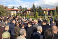 Osman Torun'un cenazesinde iş dünyası bir araya geldi