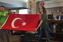 UAÜ, Amerika'dan dünya birinciliği ile döndü