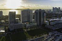 Hyde Midtown, Miami'nin tam ortasında yükseliyor