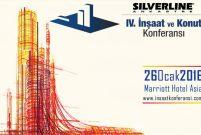 Silverline'den İnşaat ve Konut Konferansı'na seçkin destek