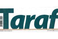 Taraf Gazetesi 9.5 milyon liraya Yılmaz Yapı'yı sattı