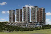 Essenora'da daire fiyatları 397 bin TL'den başlıyor