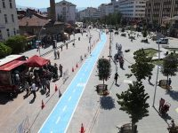 Bolu'da belediye kentsel dönüşümle bina yaptırıyor