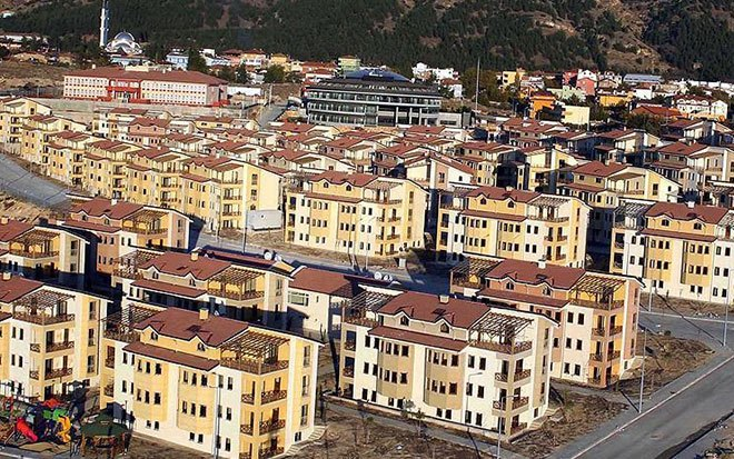 TOKİ Anadolu Yakası'nda yeni sosyal konut alanları açacak