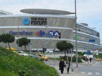Marmara Forum'un yüksek kirası kiracıyı kaçırttı