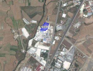 Ankara Akyurt'ta icradan satılık granit imalathanesi