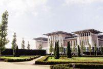Cumhurbaşkanlığı Külliyesi'ne ek bina için 650 milyon TL