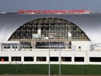 Diyarbakır Havalimanı yurt dışı seferlere açıldı