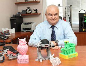 İnşaat sektöründe 3D yazıcı farkı