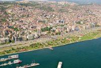 Kocaeli'de 25 milyon TL'lik arsa