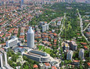 Ankara'da ikişer dakika arayla beş arsa satılacak