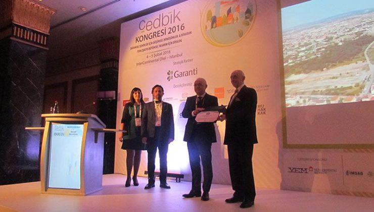 Türkiye'nin de artık bir yeşil bina sertifikası var