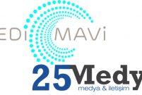 Yedi Mavi'nin iletişim ajansı 25 Medya oldu