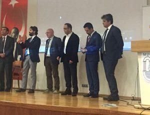 YÜF'ten inşaat mühendisi adaylarına seminer