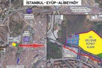 Emlak Konut GYO Alibeyköy arsası için sözleşme imzaladı