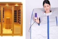 Portatif sauna ile her eve bir sauna